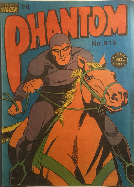 THE PHANTOM #615