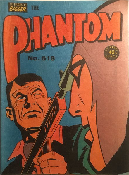 THE PHANTOM #618