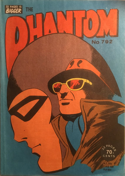THE PHANTOM # 792