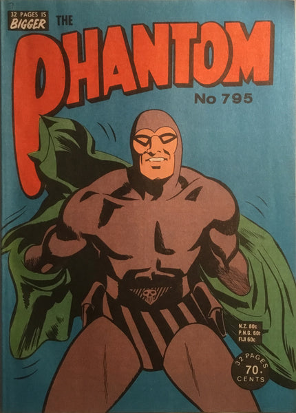 THE PHANTOM # 795