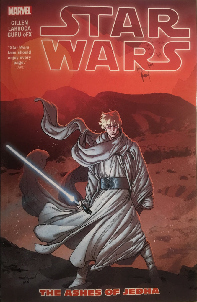 STAR WARS (MARVEL) VOL 7 THE ASHES OF JEDHA GRAPHIC NOVEL