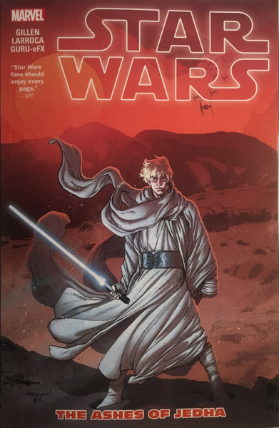 STAR WARS (MARVEL) VOL 07 THE ASHES OF JEDHA GRAPHIC NOVEL