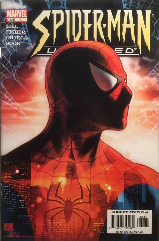 SPIDER-MAN UNLIMITED (2004-2006) # 8