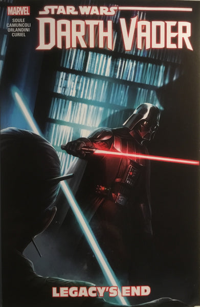 STAR WARS DARTH VADER DARK LORD OF THE SITH (MARVEL) VOL 2 LEGACY'S END GRAPHIC NOVEL