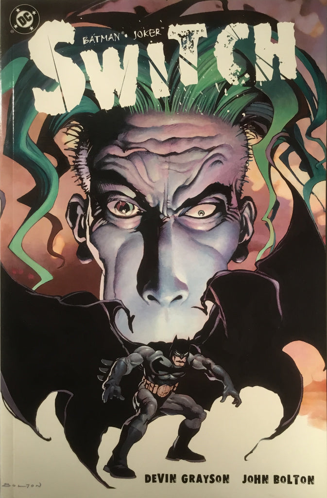 BATMAN / JOKER SWITCH ONE-SHOT - Comics 'R' Us