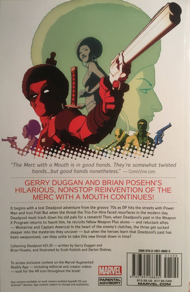 DEADPOOL (MARVEL NOW) VOL 3 THE GOOD THE BAD AND THE UGLY GRAPHIC NOVEL - Comics 'R' Us