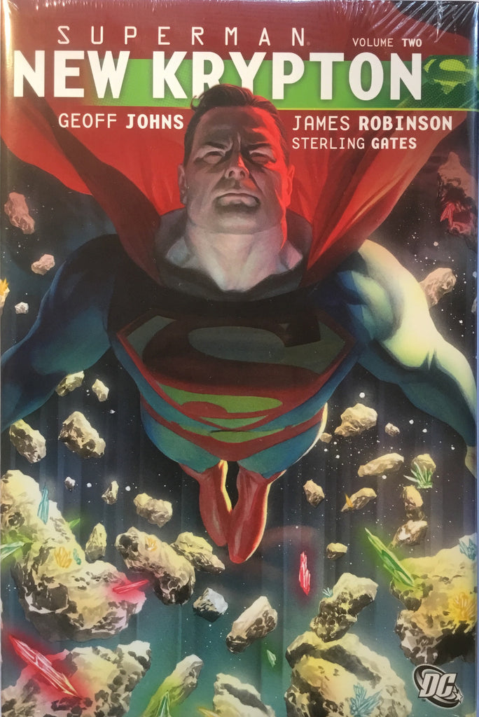 SUPERMAN NEW KRYPTON VOL 2 HARDCOVER GRAPHIC NOVEL