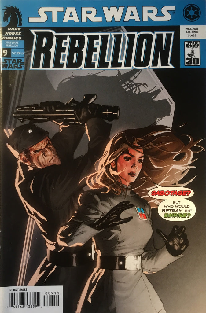 STAR WARS REBELLION # 9