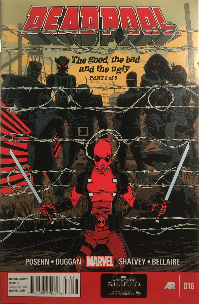 DEADPOOL (MARVEL NOW) #16 - Comics 'R' Us