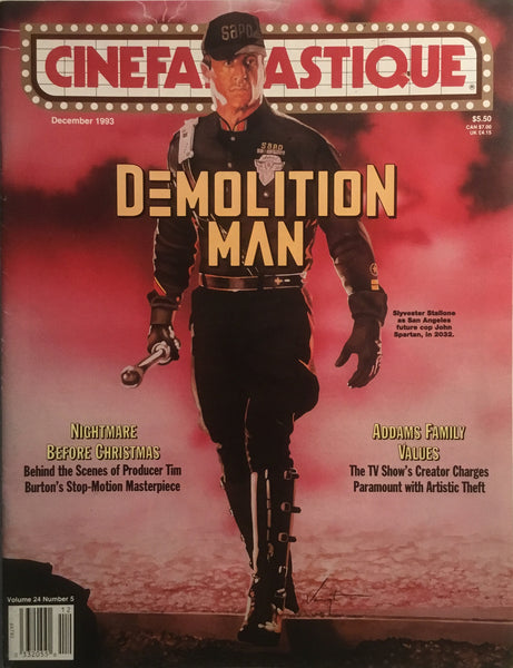 CINEFANTASTIQUE VOL 24 # 5