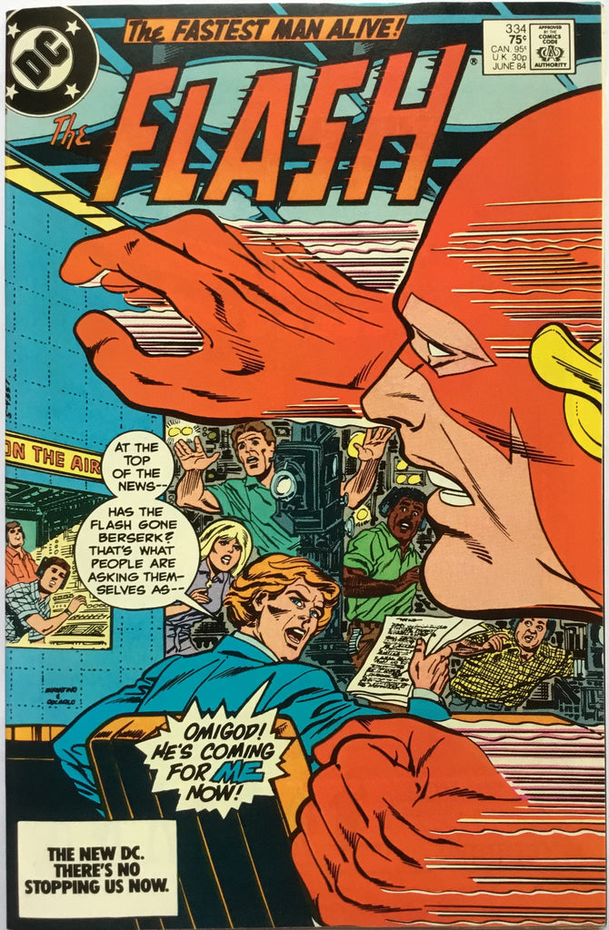FLASH # 334 - Comics 'R' Us