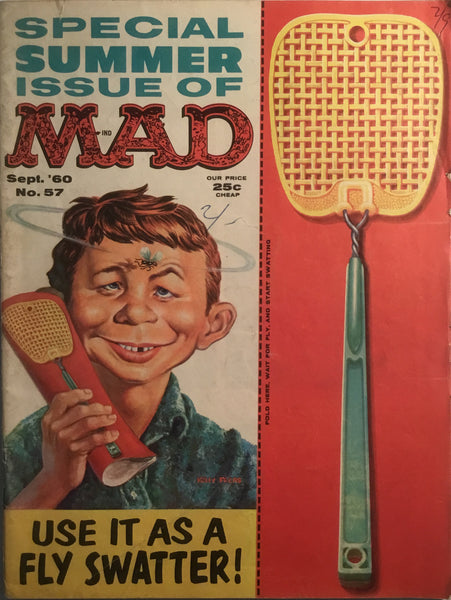 MAD MAGAZINE (USA) # 57