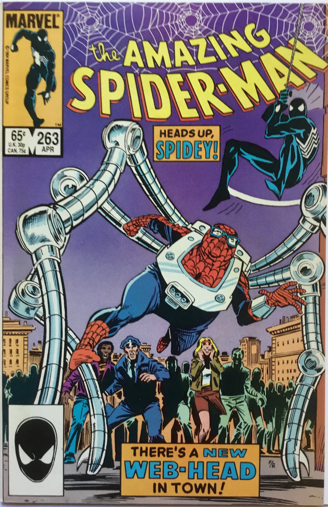 AMAZING SPIDER-MAN # 263 - Comics 'R' Us