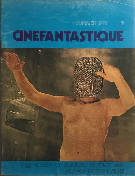 CINEFANTASTIQUE VOL 1 # 3