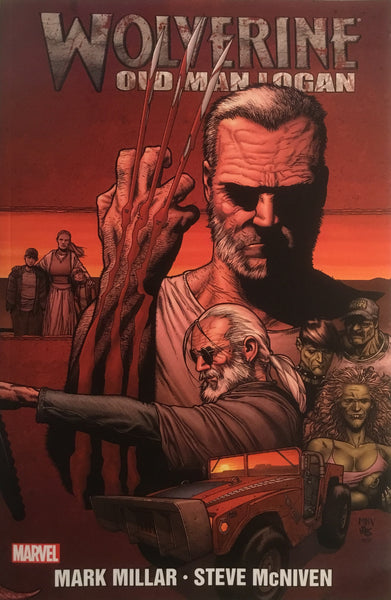 WOLVERINE OLD MAN LOGAN GRAPHIC NOVEL