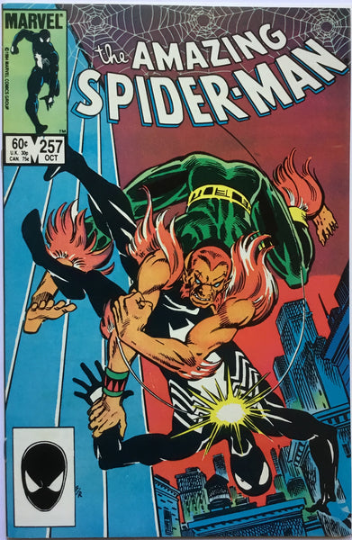 AMAZING SPIDER-MAN # 257 - Comics 'R' Us