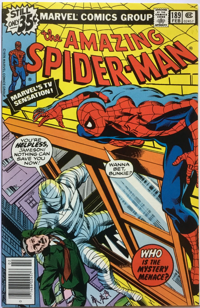 AMAZING SPIDER-MAN # 189 - Comics 'R' Us
