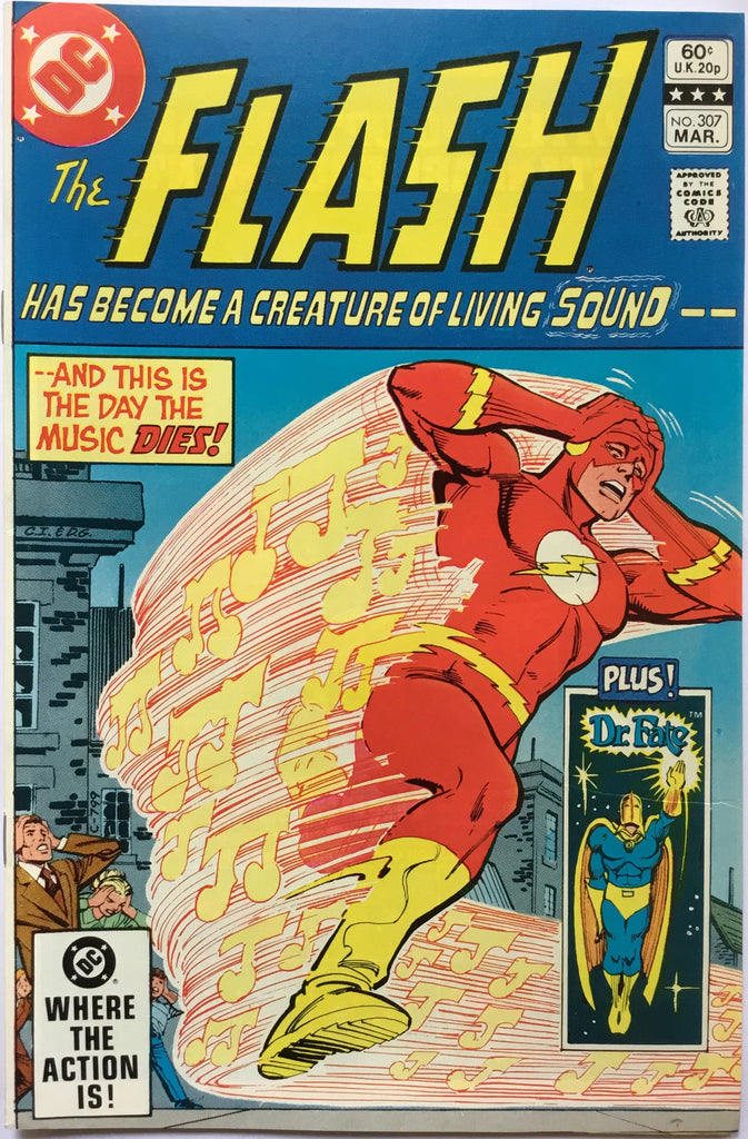 FLASH # 307 - Comics 'R' Us