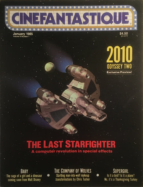 CINEFANTASTIQUE VOL 15 # 1