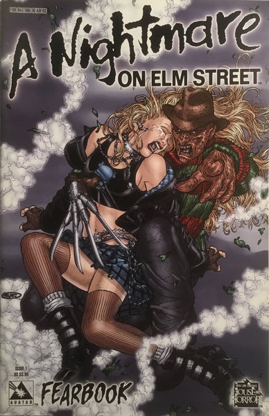 A NIGHTMARE ON ELM STREET FEARBOOK # 1 - Comics 'R' Us