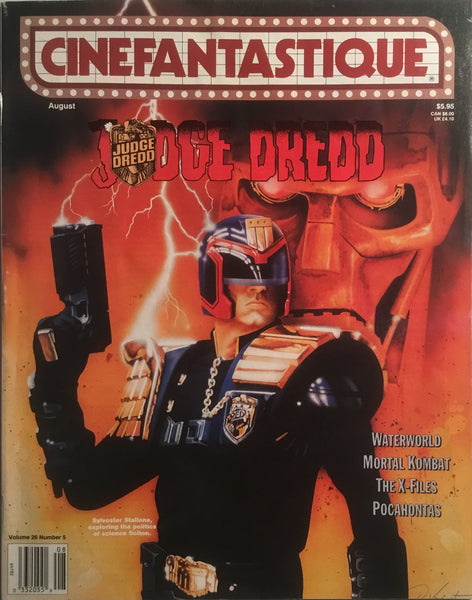 CINEFANTASTIQUE VOL 26 # 5