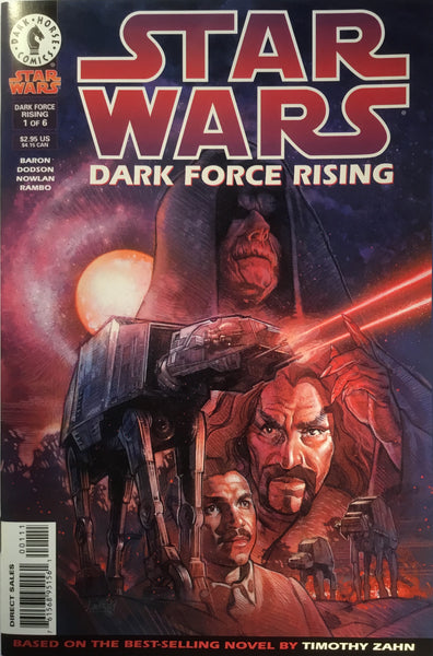 STAR WARS DARK FORCE RISING # 1