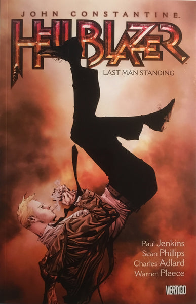 HELLBLAZER VOL 11 LAST MAN STANDING GRAPHIC NOVEL