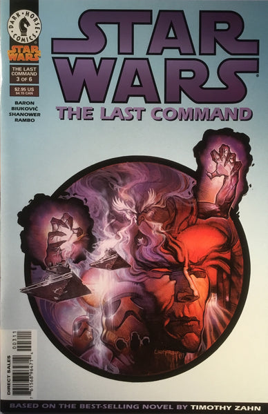 STAR WARS THE LAST COMMAND # 3