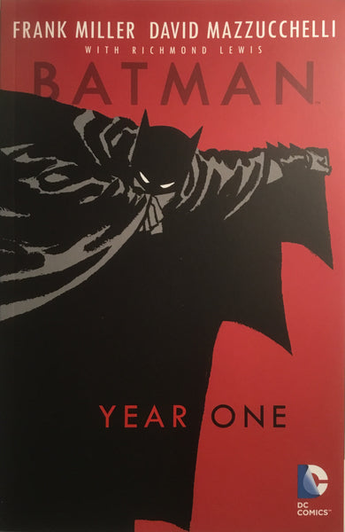 BATMAN YEAR ONE GRAPHIC NOVEL - Comics 'R' Us