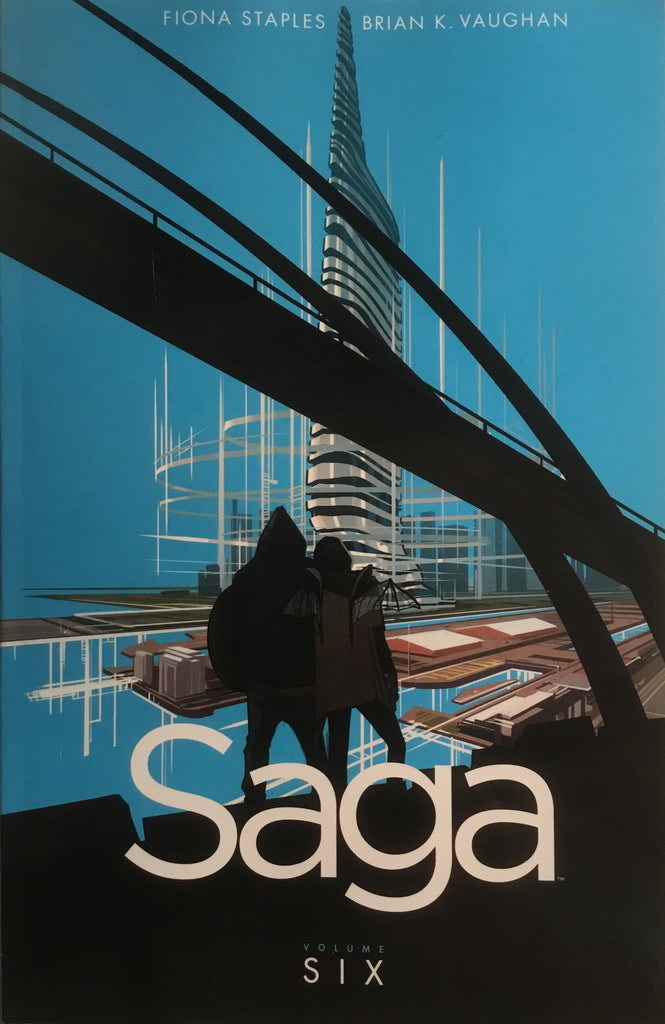 SAGA VOL 6 GRAPHIC NOVEL