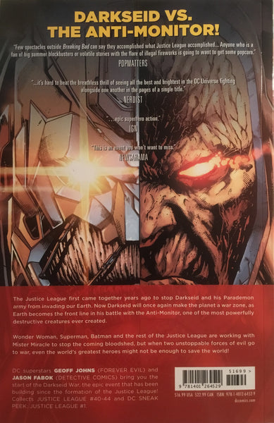 JUSTICE LEAGUE (THE NEW 52) VOL 7 DARKSEID WAR PART ONE GRAPHIC NOVEL