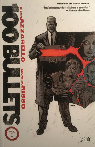 100 BULLETS BOOK 1 GRAPHIC NOVEL - Comics 'R' Us