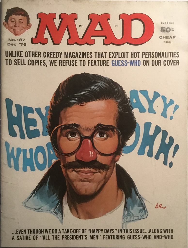 MAD MAGAZINE (USA) #187