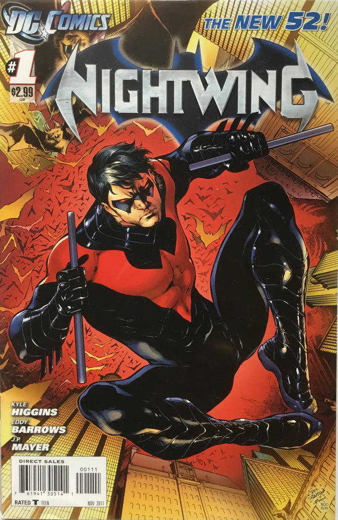 NIGHTWING (THE NEW 52) # 1