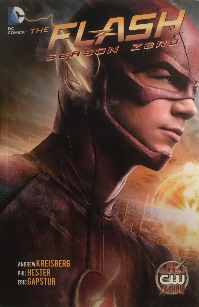 FLASH SEASON ZERO GRAPHIC NOVEL - Comics 'R' Us