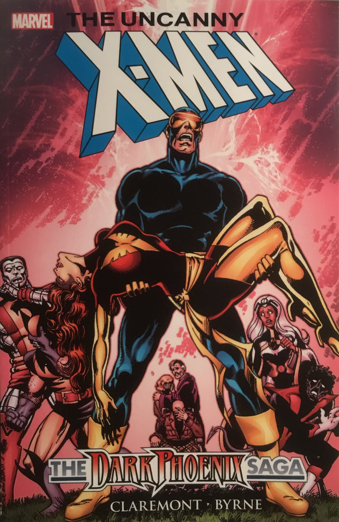 X-MEN DARK PHOENIX SAGA GRAPHIC NOVEL