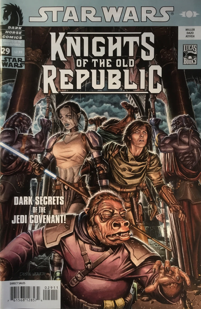 STAR WARS KNIGHTS OF THE OLD REPUBLIC # 29