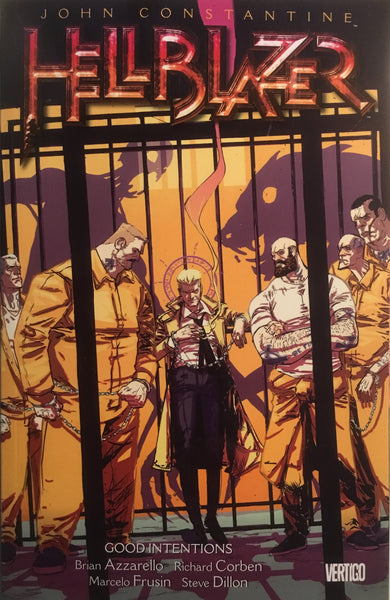 HELLBLAZER VOL 14 GOOD INTENTIONS GRAPHIC NOVEL