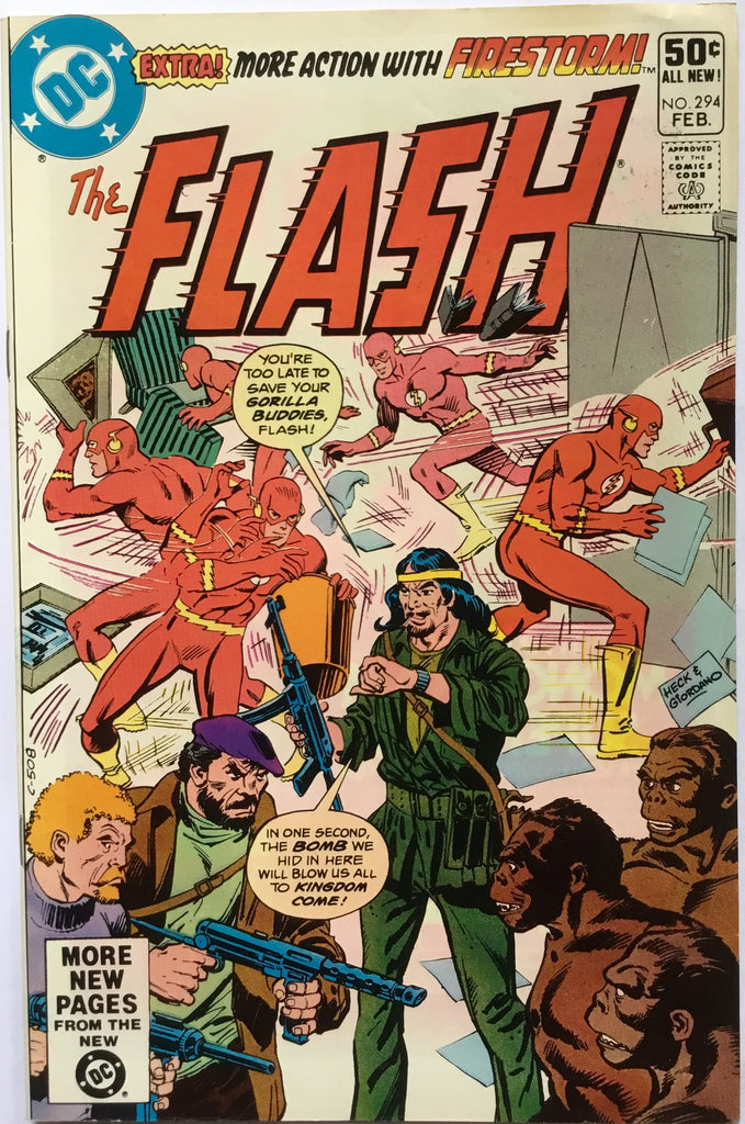 FLASH # 294 - Comics 'R' Us