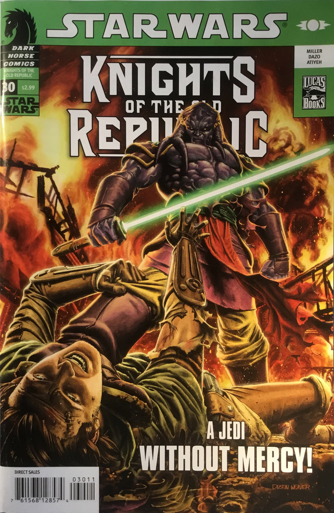 STAR WARS KNIGHTS OF THE OLD REPUBLIC # 30