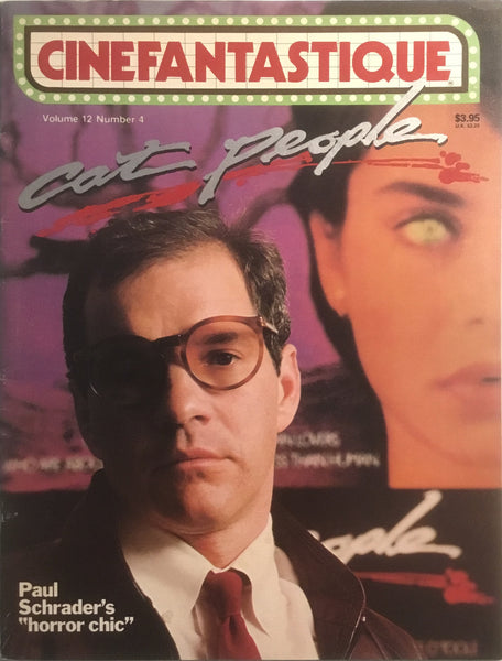 CINEFANTASTIQUE VOL 12 # 4