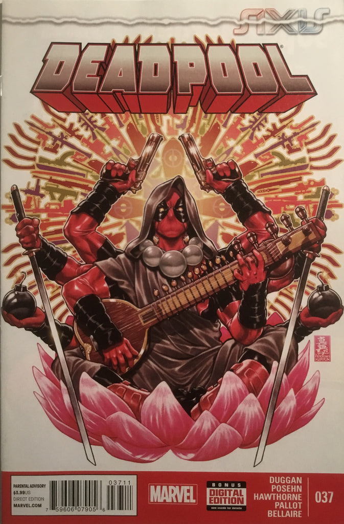 DEADPOOL (MARVEL NOW) #37 - Comics 'R' Us