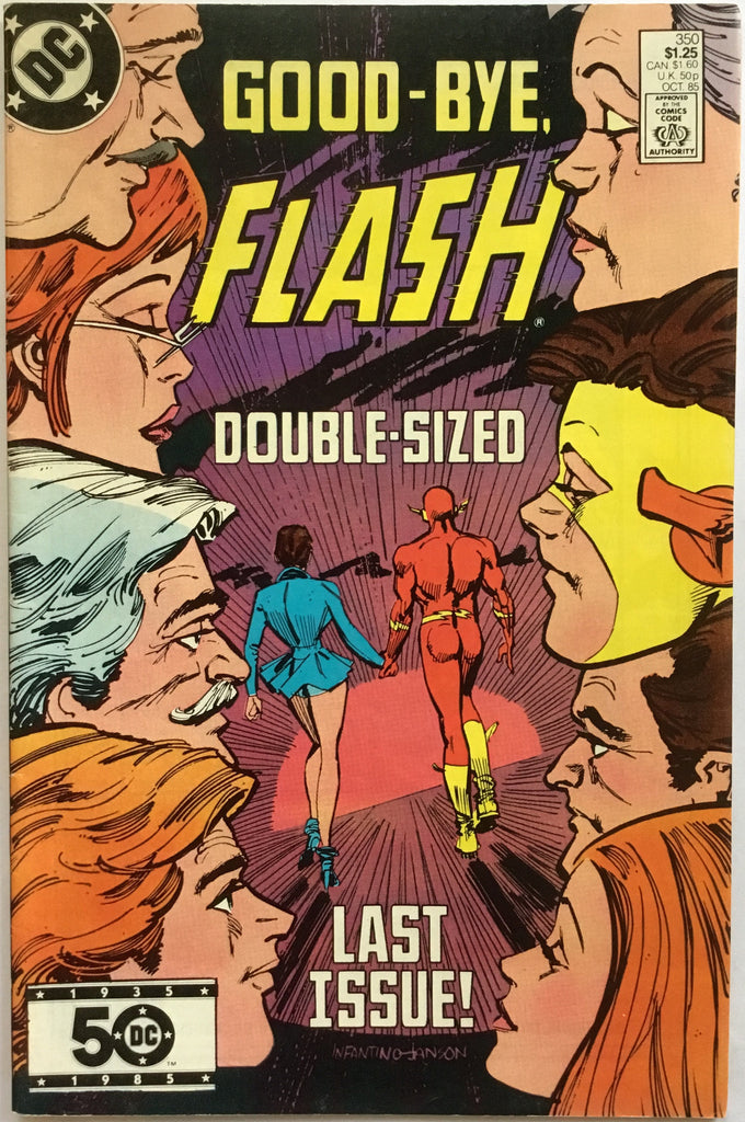 FLASH # 350 - Comics 'R' Us