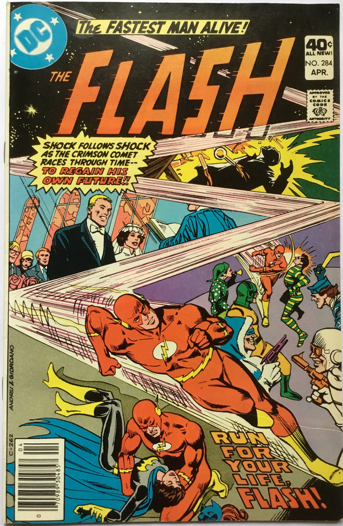 FLASH # 284 - Comics 'R' Us