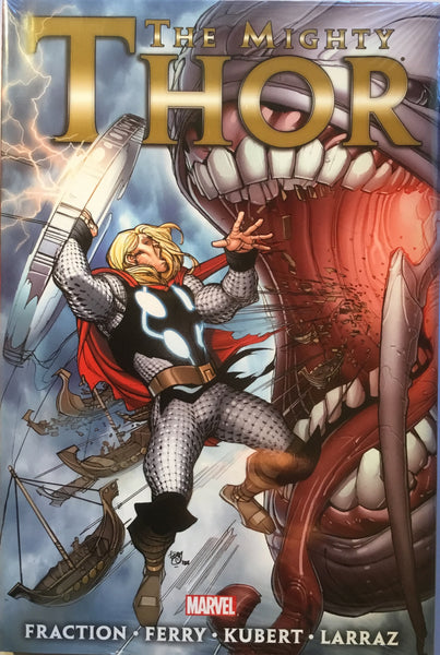 MIGHTY THOR (2011) VOL 2 HARDCOVER GRAPHIC NOVEL