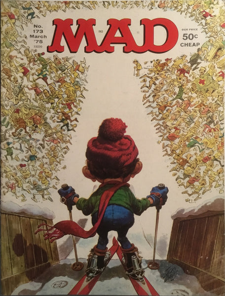 MAD MAGAZINE (USA) #173