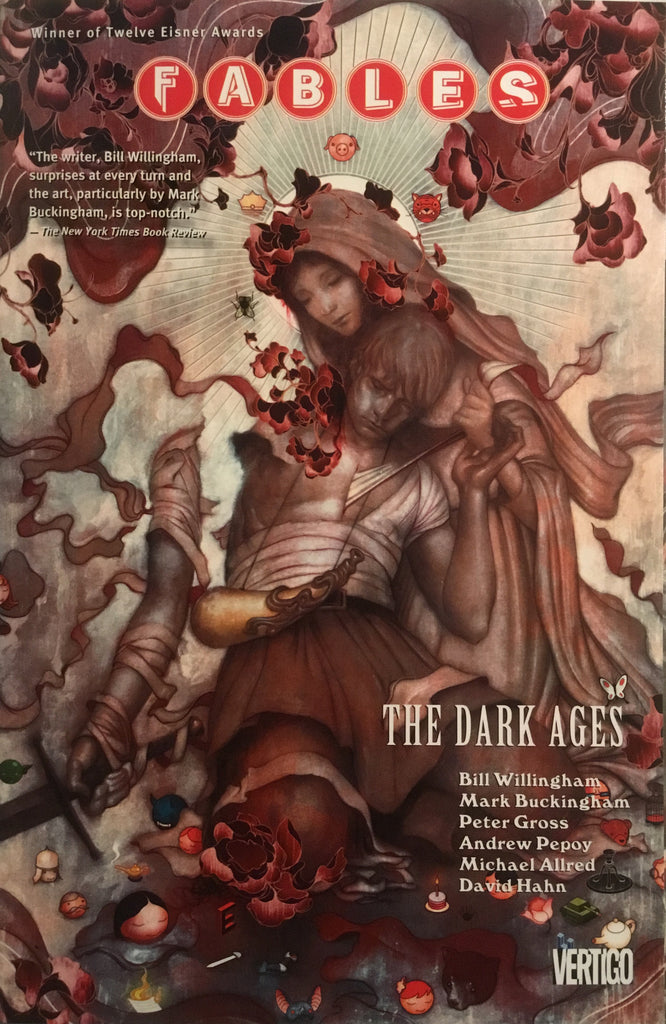 FABLES VOL 12 THE DARK AGES GRAPHIC NOVEL