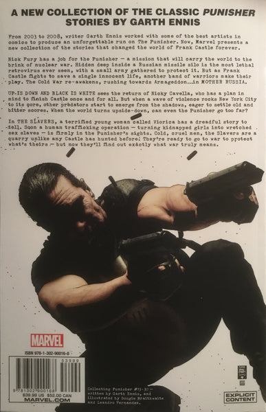 PUNISHER MAX THE COMPLETE COLLECTION VOLUME 2 GRAPHIC NOVEL