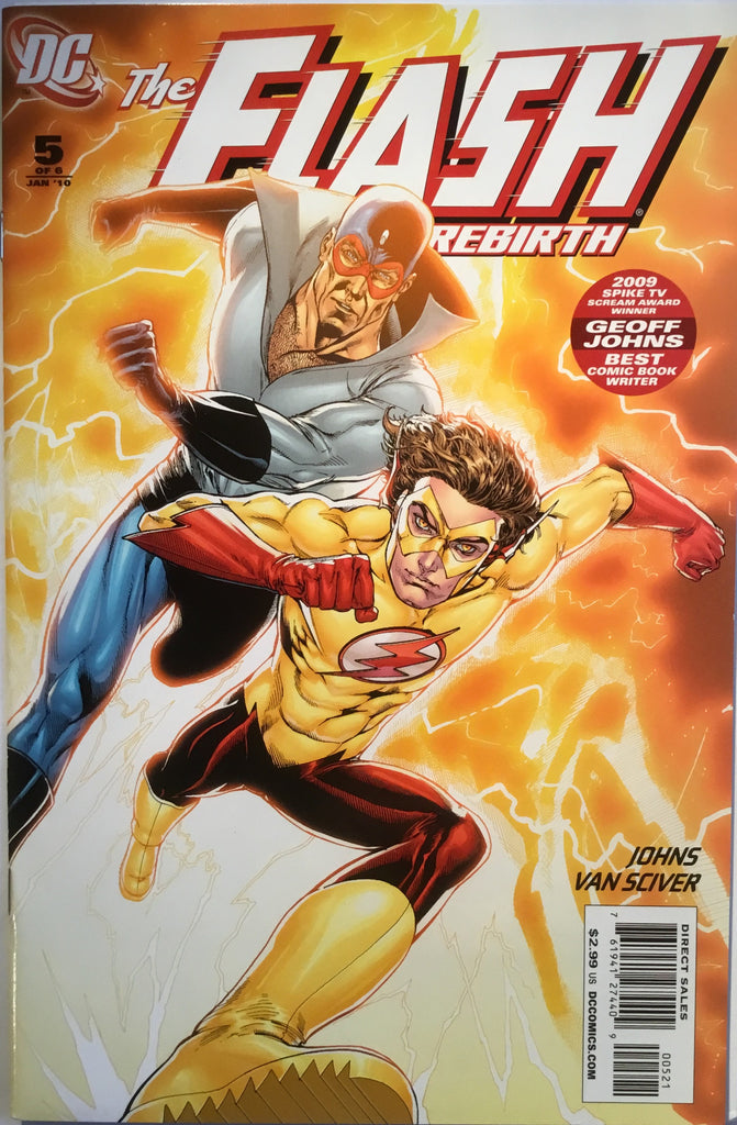 FLASH REBIRTH # 5 (1:25 VARIANT) - Comics 'R' Us