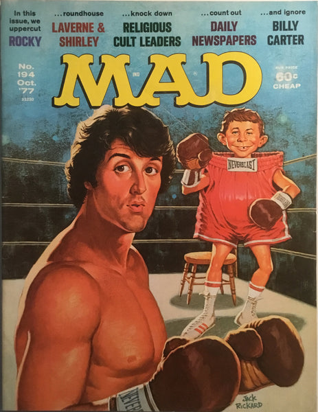 MAD MAGAZINE (USA) #194